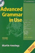 Capa do livro Advanced Grammar in Use
