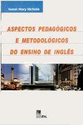 Capa do livro Aspectos pedagógicos e metodológicos do ensino de inglês