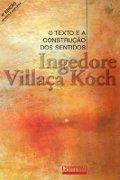 Capa do livro O texto e a construção dos sentidos