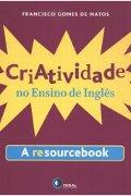 Capa do livro Criatividade no ensino de inglês