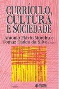 Capa do livro Currículo, cultura e sociedade
