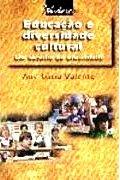 Capa do livro Educação e diversidade cultural: um desafio da atualidade