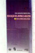 Capa do livro Educação de jovens e adultos