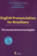 Capa do livro English Pronunciation for Brazilians