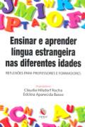 Capa do livro Ensinar e aprender língua estrangeira nas diferentes idades