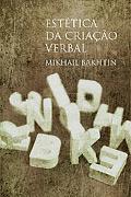 Capa do livro Estética da criação verbal