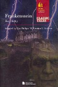 Capa do livro Frankenstein