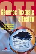 Capa do livro Gêneros textuais e ensino