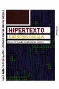 Capa do livro Hipertexto e gêneros digitais