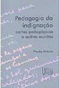 Capa do livro Pedagogia da indignação