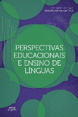 Capa do livro Perspectivas educacionais e ensino de línguas