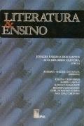 Capa do livro Literatura e ensino