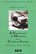 Capa do livro Elaboração de materiais para cursos de idiomas
