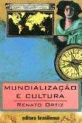 Capa do livro Mundialização e cultura