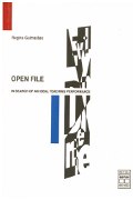 Capa do livro Open File: in Search of an Ideal Teaching Performance