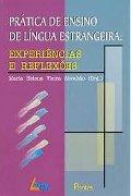 Capa do livro Prática de ensino de língua estrangeira