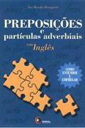 Capa do livro Preposições e partículas adverbiais em inglês