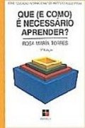 Capa do livro Que (e como) é necessário aprender