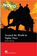 Capa do livro Around the World in Eighty Days