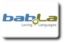 Ícone do dicionário Babla