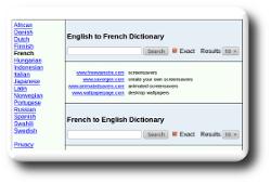 Ícone do dicionário The Free Dictionary