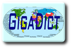Ícone do dicionário Gigadict
