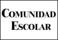 Logo do jornal Comunidad Escolar
