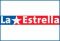 Logo do jornal La Estrella