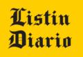 Logo do jornal Listin Diario