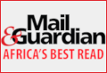 Logo do jornal Mail & Guardian