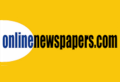 Logo do site OnlineNewspapers.com