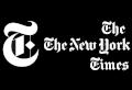 Logo do jornal The New York Times