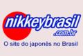 Logo do jornal Nikkey Brasil