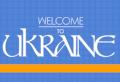 Logo do periódico Welcome to Ukraine