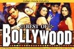 Nesta imagem, podem-se observar vários atores da crescente indústria do cinema indiano, conhecida como Bollywood e caracterizada por traços peculiares, até certo ponto diferentes dos da cultura ocidental. Palavras-chave: Propaganda. Dramalhão. Romance. Cultura.